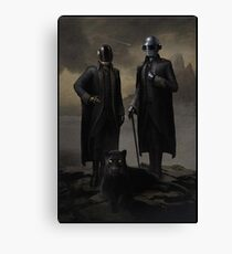 Daft Punk Starboy  Canvas Print