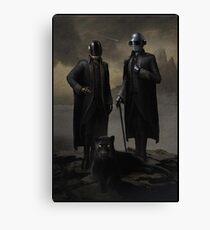 Daft Punk Starboy  Canvas Print