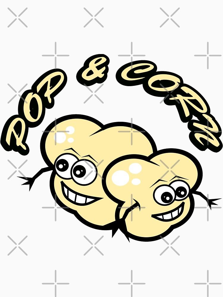 POP AND CORN by lebarbu
