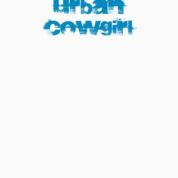 Urban Cowgirl by NOLAlphabet