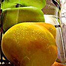 Fruit Underwater by hickerson