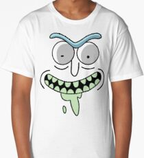 Rick Face Long T-Shirt