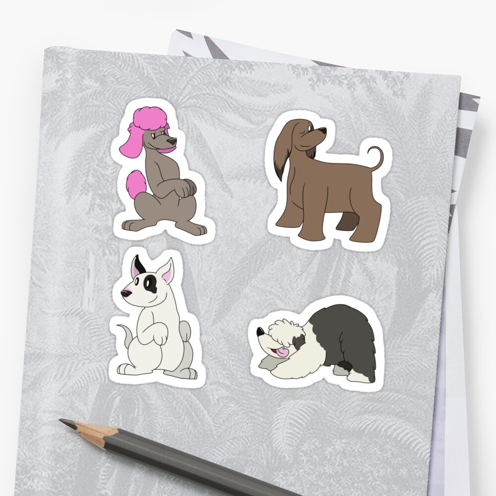 Cute Dogs Pack 4 by slothpower