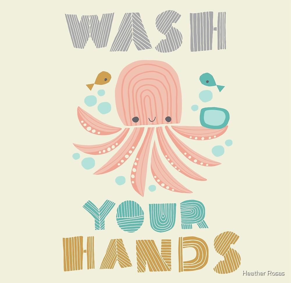 Splish Splash Zoo - Wash Your Hands by Heather Rosas