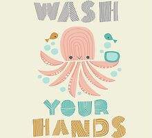 Splish Splash Zoo - Wash Your Hands by Heather Rosas