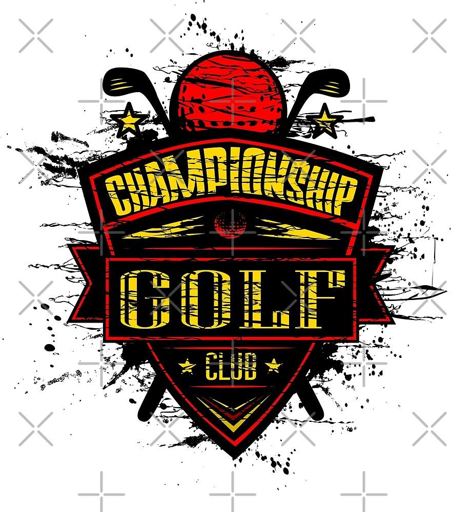 championship golf by lebarbu