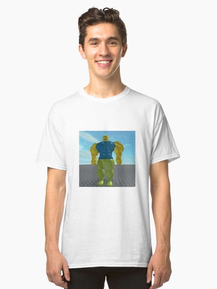 Roblox Classic T-Shirt Front