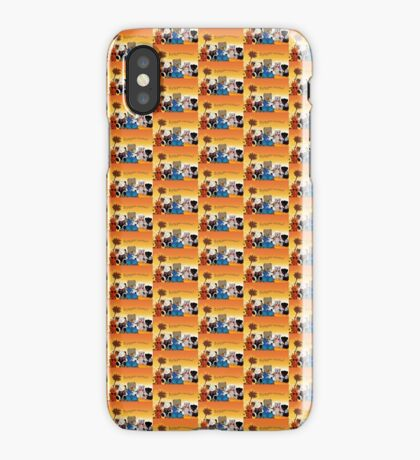 Enjoy Your Vacation iPhone Case