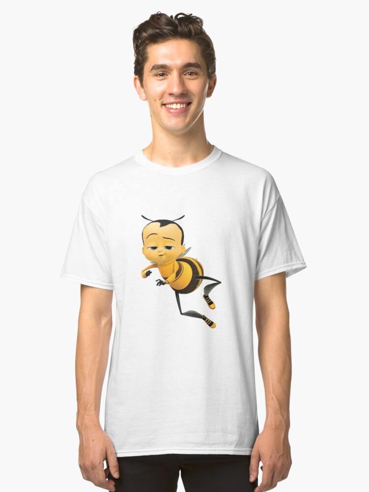 Boss Baby Barry Classic T-Shirt Front