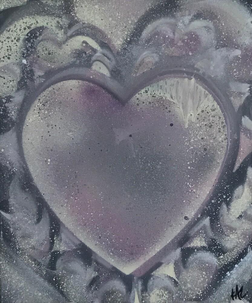 'Mirror Heart XI' by kalART82