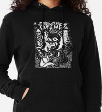 Grimes Visions Inverted Occult Lightweight Hoodie
