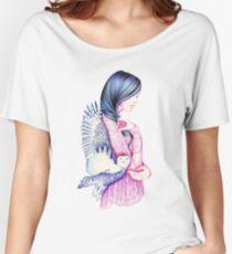 Secret Women's Relaxed Fit T-Shirt