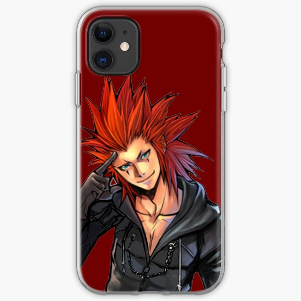 Axel Re-Finish iPhone Soft Case