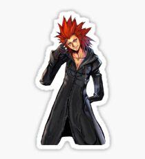 Axel Re-Finish Sticker