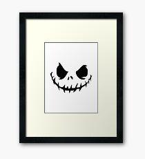 Evil Jack Framed Print