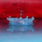 Rainbow Splash by funkyfacestudio