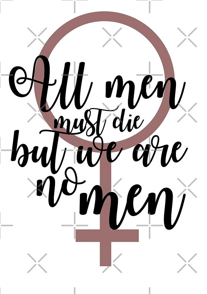All Men Must Die by lunerys