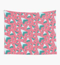 Beauty Bytes Pattern Wall Tapestry