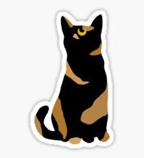 Tortie Power Sticker