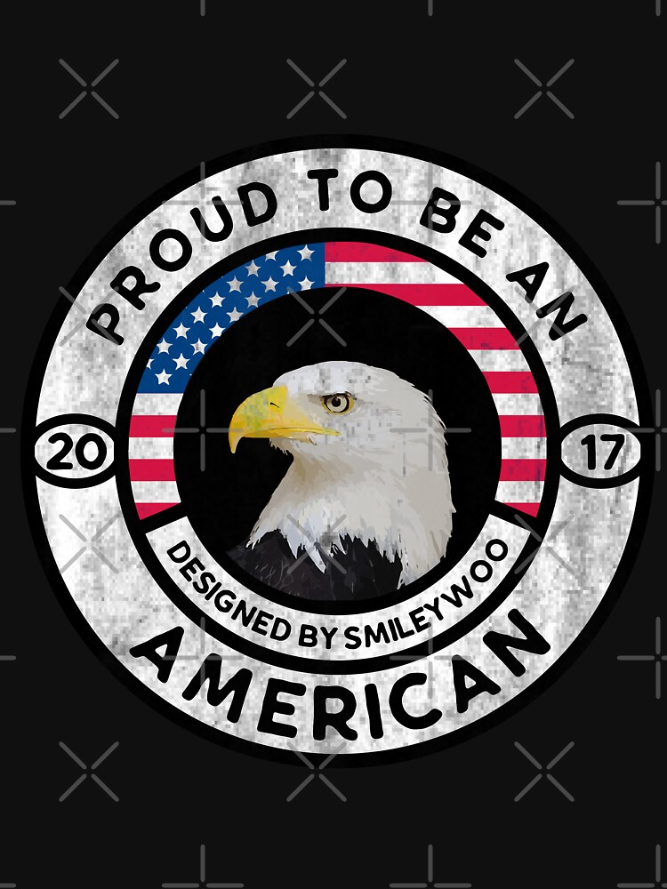 Proud to be an American by jamescrowe1987