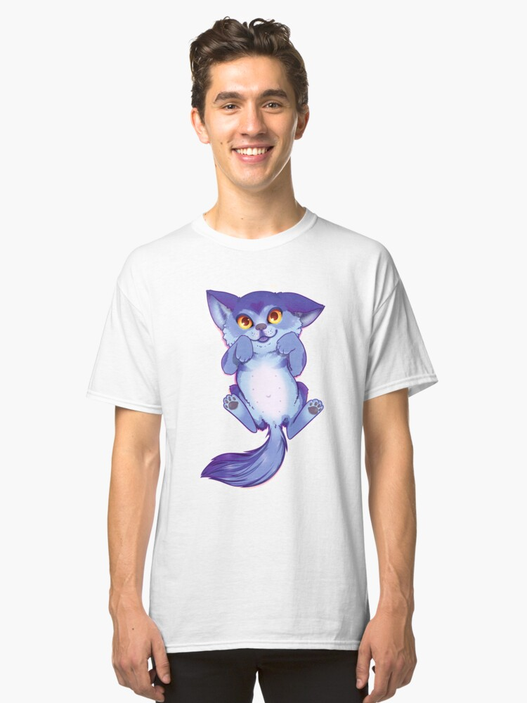 Wolf puppy Classic T-Shirt Front
