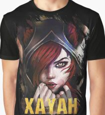 League of Legends XAYAH [The Rebel] Graphic T-Shirt