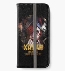 League of Legends XAYAH [The Rebel] iPhone Wallet/Case/Skin