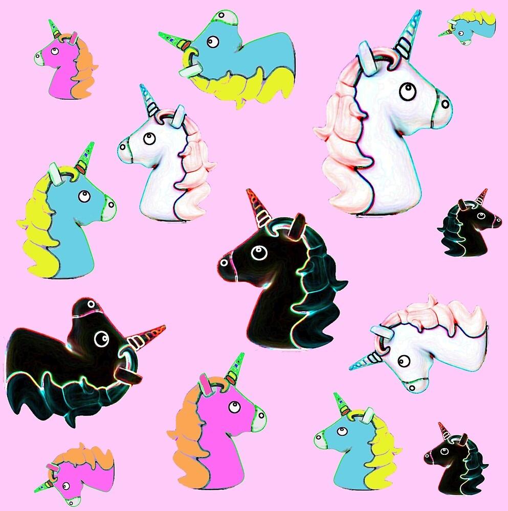 Unicorns by jeremydwilliams