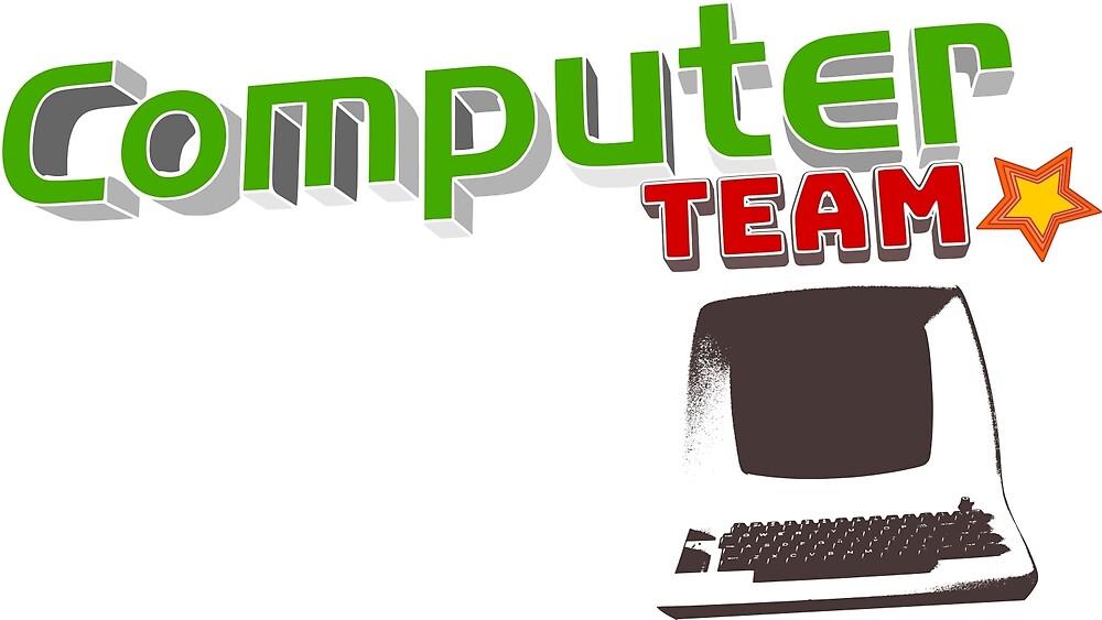 Computer Team by CallPhoenix