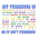 My Feminism Is... - The Peach Fuzz by Elizabeth Hudy