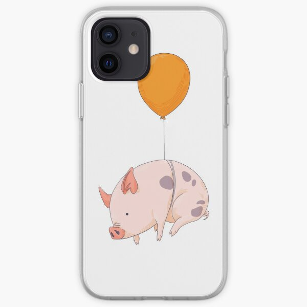 When Pigs Fly iPhone Soft Case