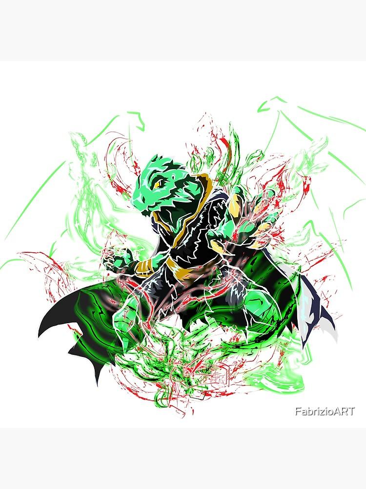 Roleplay Art- Ideo the Dragonborn by FabrizioART