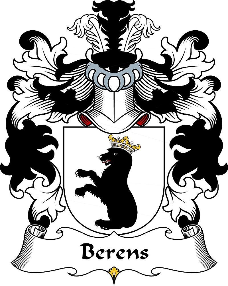 Berens or Bernes by HaroldHeraldry