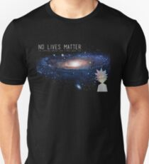 Rick & Morty - No Lives Matter T-Shirt