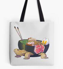 Ramen Tortoise  Tote Bag