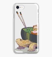 Ramen Tortoise  iPhone Case/Skin