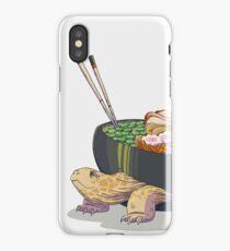Ramen Tortoise  iPhone Case