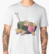 Ramen Tortoise  Men's Premium T-Shirt