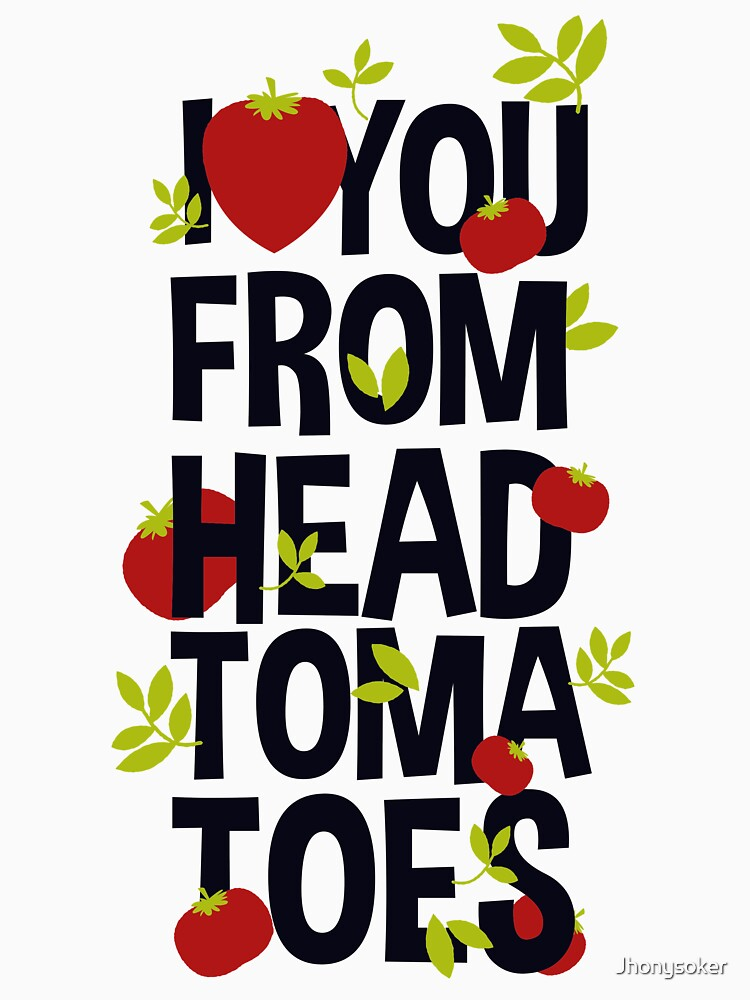 i you, from. head toma toes by Jhonysoker