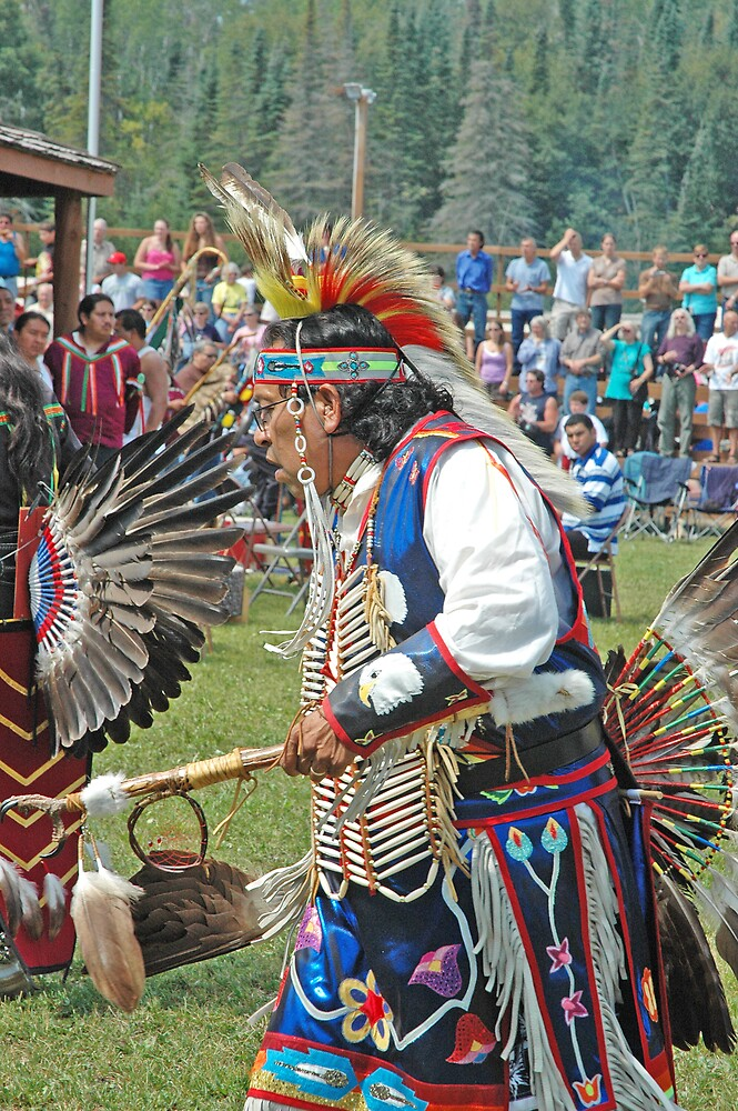 AMERICAN INDIAN POW WOW5 by pjwuebker