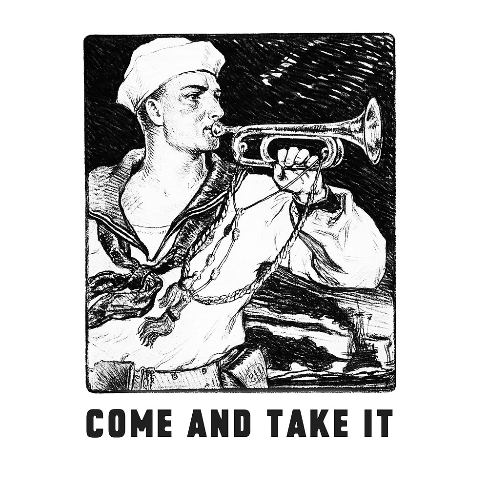 Come and Take It by oysterbar