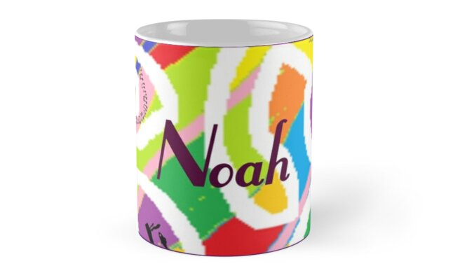 Noah - original artwork to personalize your gift by myfavourite8