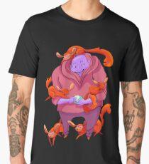 The purple man Men's Premium T-Shirt