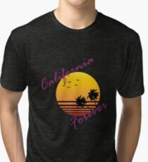 California Forever Tri-blend T-Shirt
