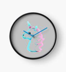 Unicorn Clock