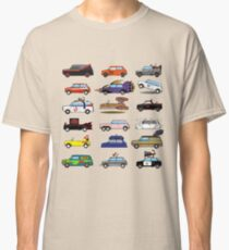 Film and TV mini Classic T-Shirt