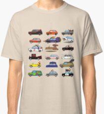 Film and TV mini Classic T-Shirt