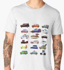 Film and TV mini Men's Premium T-Shirt