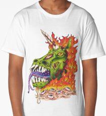 Chester the Monster Unicorn Long T-Shirt