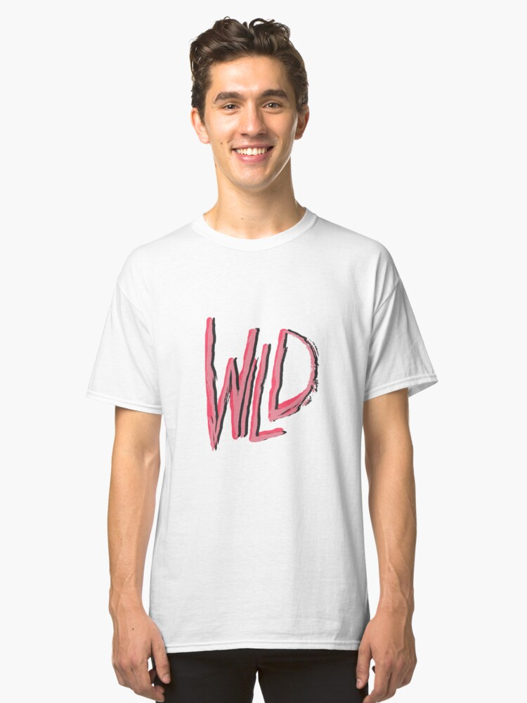 WILD Classic T-Shirt Front